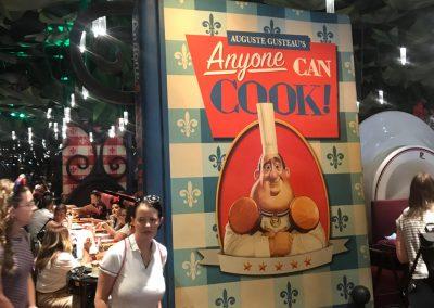 "Bistrot ""Chez Remy"", Ratatouille, Disneyland Paris"