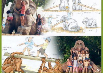 """""""Adventure Point"""" Shangri-La Rasa Ria, Kota Kinabalu, Malaysia."""